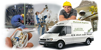 Middleton electricians